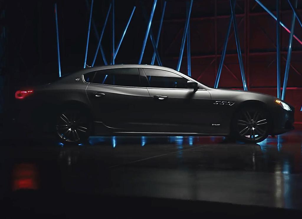 Maserati / Zegna