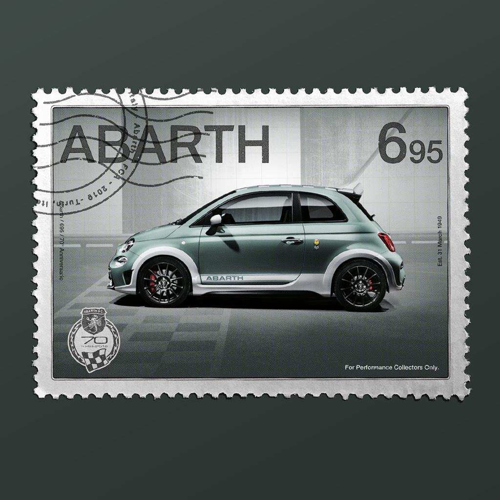 Abarth 695 / 70° Anniversario